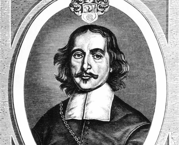 Picture of Otto Von Guericke